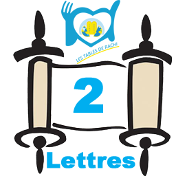 2 Lettres